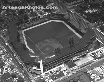 Larger View Sportsman's Park Aerial